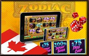 20freespinsbonus.com Zodiac Mobile Slots No Deposit Codes